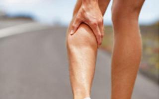 Всё о судорогах ног
