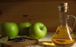 Яблочный уксус от варикоза: рецепты и правила применения