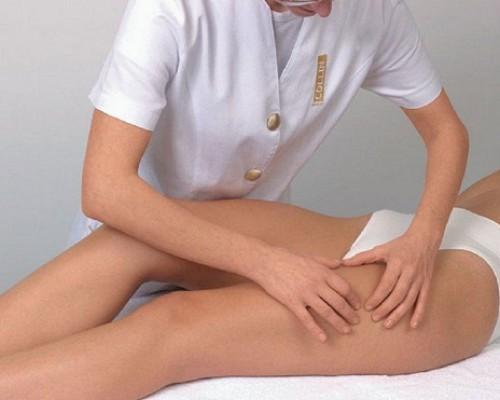 Лимфодренажный массаж при варикозе
