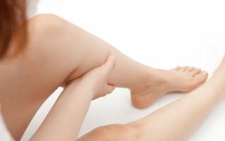 Судороги при варикозе ног