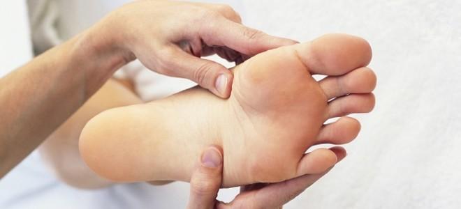 Водянка на пальце ноги