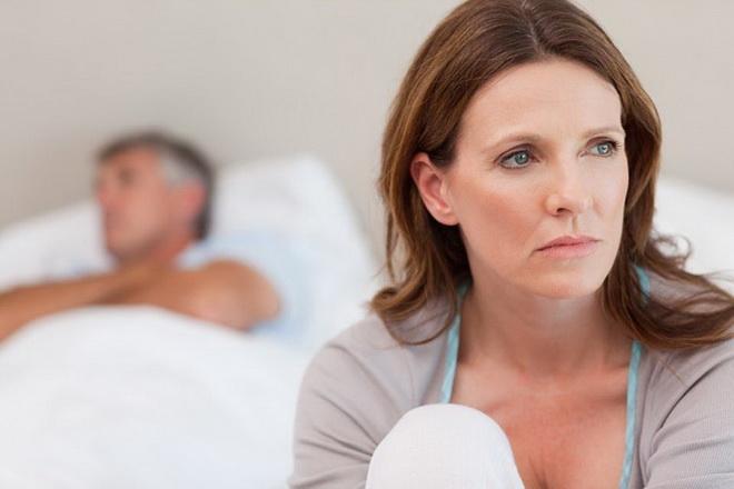 Дискомфорт в интимной жизни