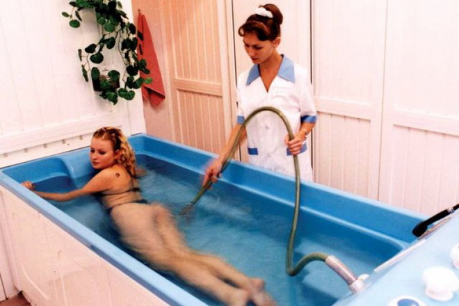 Санаторно-курортное лечение