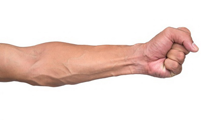 Флебит вены на руке