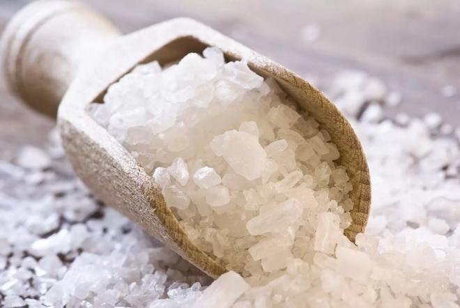 Лечение солью