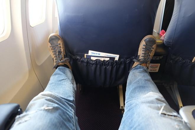 Отекают ноги в самолете