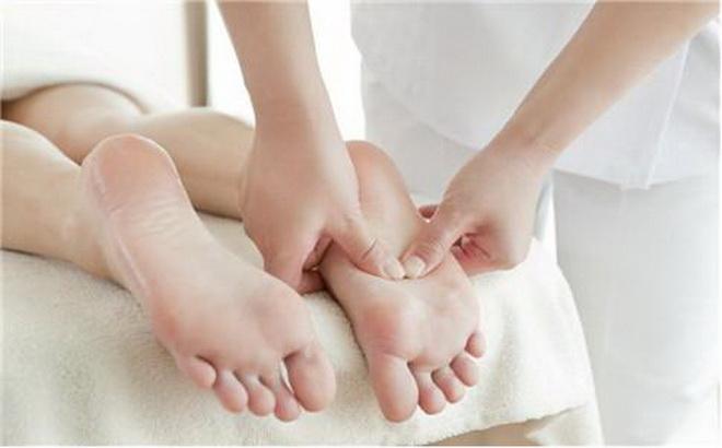 Помощь при отеках ног