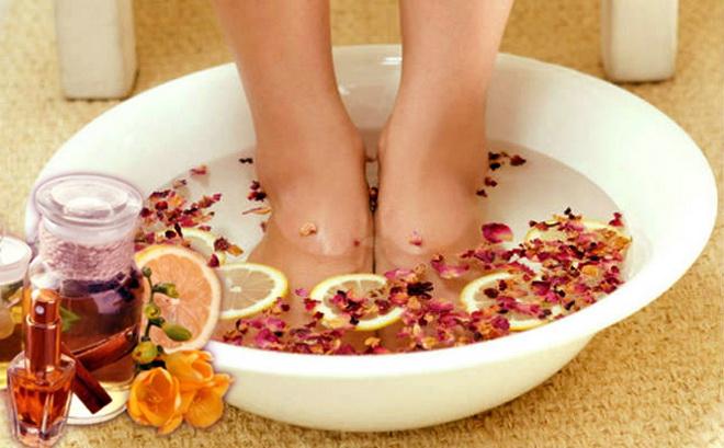 ванночки с эфирными маслами