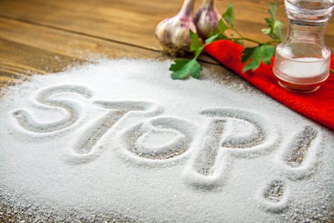 Отказ от соленых продуктов