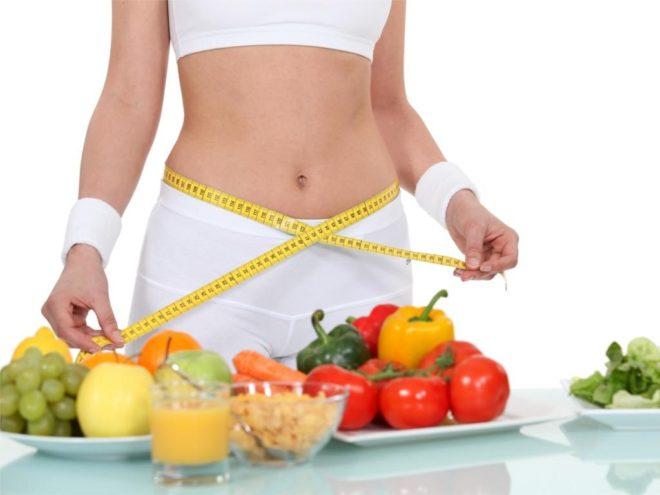 Здоровое питание и нормализация веса