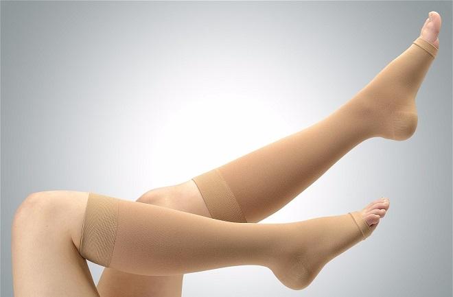 Компрессионный трикотаж против хронической венозной недостаточности