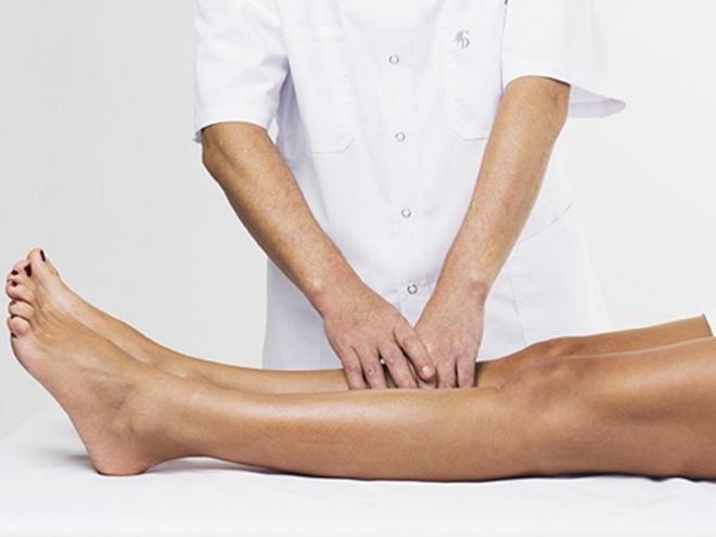 Массаж от отеков ног противопоказания