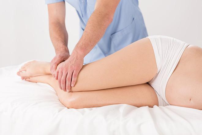Особенности массаж ног от отеков во время беременности