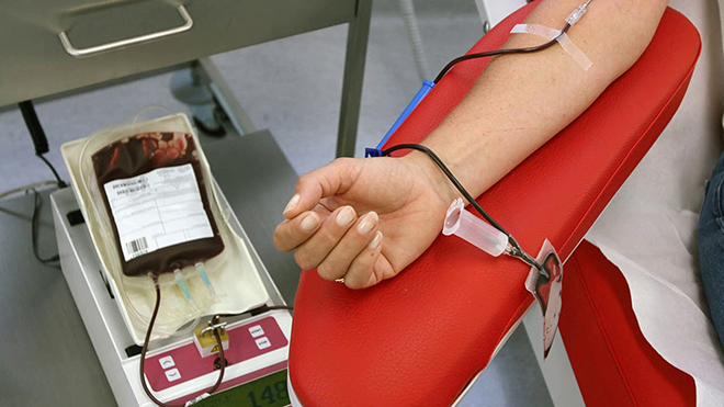 Сдача крови при варикозе I и II степени
