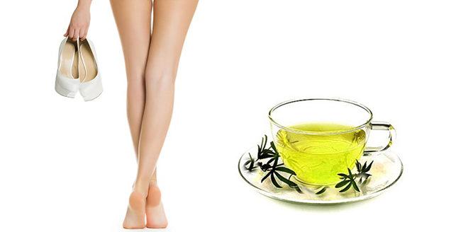 Можно ли пить зеленый чай при варикозе