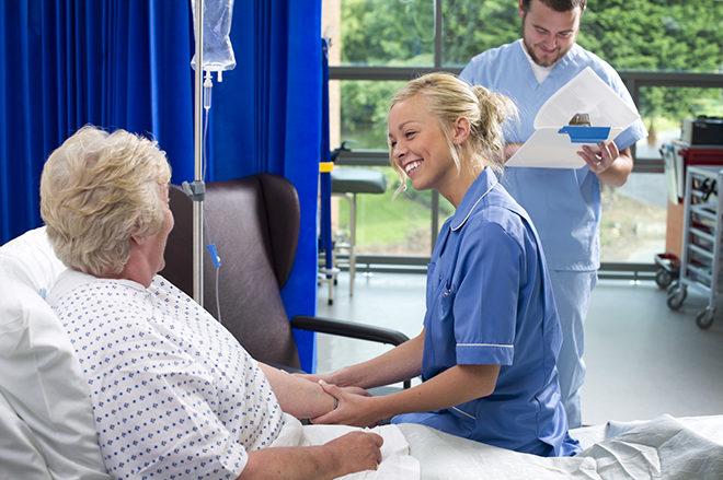 Установление проблем пациента и формулировка сестринского диагноза