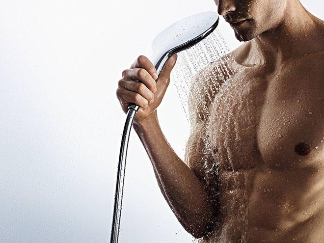 Контрастный душ для потенции