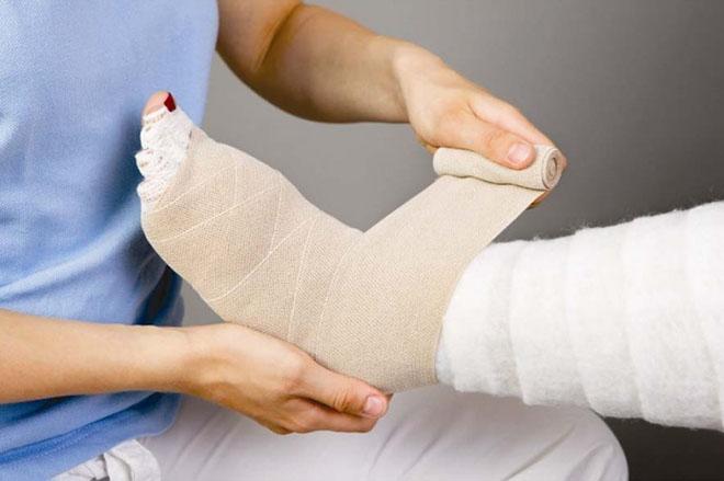 Компресс или повязка после минифлебоэктомии