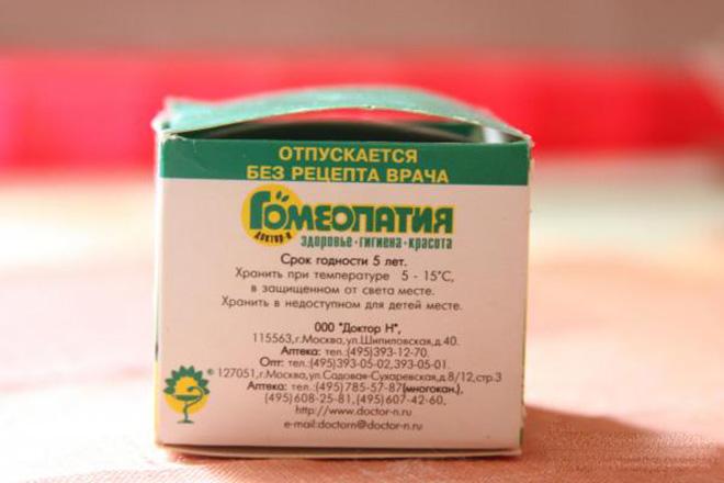 Гомеопатия против судорог ног